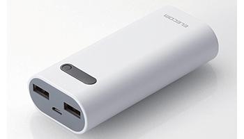 モバイルバッテリーはエレコムが人気! 売れてる製品Top5