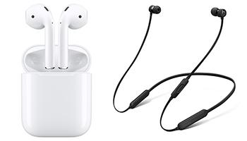 ワイヤレスイヤホン、Apple関連のAirPods、BeatsXが人気! ワイヤレスイヤホン売れ筋ランキング