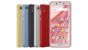 AQUOS sense2、iPhoneに負けず今注目のスマホ? スマートフォン売れ筋ランキングTOP10