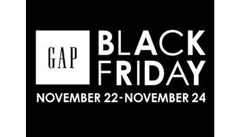 GAPのセーターが100円!ブラックフライデーで最大55%オフセールも同時開催