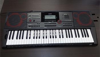 新開発のLSIで「AiX音源」を実現したカシオの電子キーボード