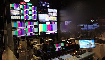 BSテレ東で新4K衛星放送の「4Kマスタールーム」を公開