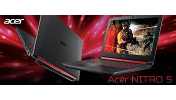 理想のゲームプレーを実現、AcerのゲーミングノートPC新製品